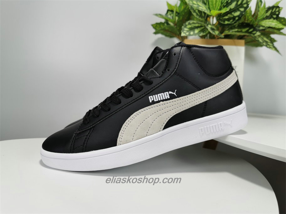 Puma 1948 Mid High Tops Leather Svart/Sand Lifestyle Sko