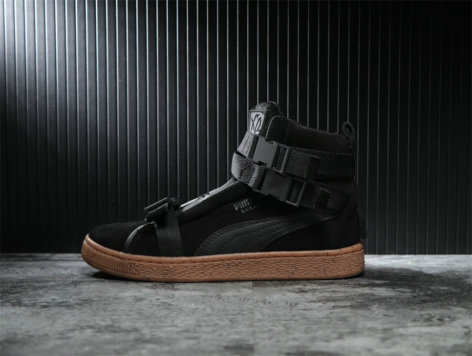 Puma Suede Classic x The Weeknd Svart Lifestyle Sko